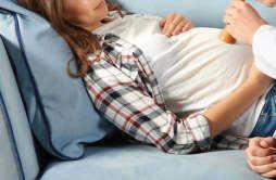 孕晚期-产妇忌形成急产